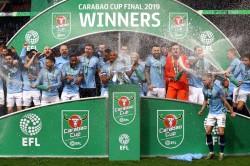 Manchester City News Quadruple Bid Tough Pellegrini