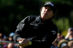 Golf Pga Tour News Att Pebble Beach Pro Am Round Four Sunday Phil Mickelson Leads As Final Round Continues