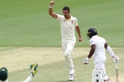 Mitchell Starc Australia Series Victory Sri Lanka