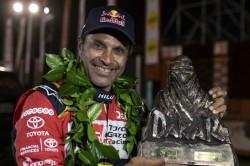 Dakar Rally Champion Al Attiyah Returns Competitive Action