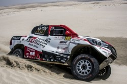 Al Attiyah Takes Comfortable Lead Into The Final Day