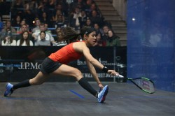 Squash Queen Nicol David Retire At The End Season