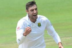 Duanne Olivier Joins Yorkshire Leaves International Cricket