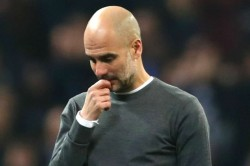 Pep Guardiola Blames Schedule For Manchester City Injuries Efl Cup