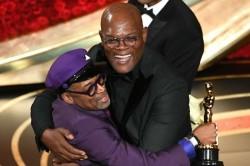 Samuel L Jackson Pokes Fun At Knicks Spike Lee During Oscar