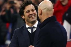 Ajax Real Madrid Var Santiago Solari Trusts Officials Champions League News