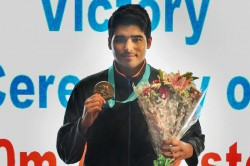 Was Not Thinking About Record Or Olympic Quota Saurabh Chaudhary