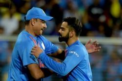 Kohli Is Still Evolving As Captain Ravi Shastri