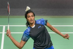 Sindhu Chases Elusive Gold At Basel World Championships