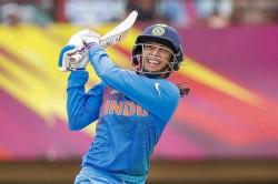 Smriti Mandhana Jemimah Rodrigues Make Big Gain Icc Women T20i Rankings