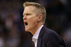Nba News Warriors Coach Steve Kerr Fined 25k For Verbally Abusing Official In Loss To Trail Blazers