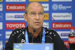 Verbeek Quits Oman Post Ends Coaching Career