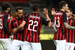 Ac Milan 1 Sassuolo 0 Rossoneri Lirola Own Goal Consigli Red