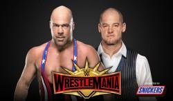 Wwe Alter Kurt Angle S Retirement Match At Wrestlemania