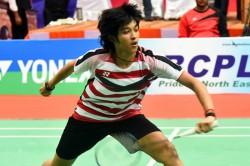 Chaliha George Shukla Shine As India Lose Nail Biter Chinese Taipei Badminton Asia Mixed Team Champ