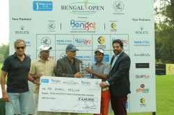 Bengal Open Golf Championship Md Zamal Mollah Steals The Show With A Sensational