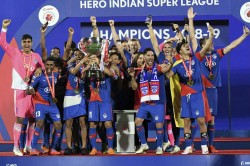 Isl Indian Contingent Gave Champions Bengaluru Fc An Edge