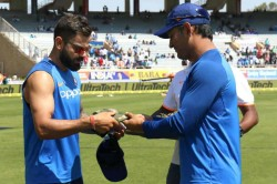 India Vs Australia 3rd Odi Sterling Moments From Military Themed Cap To Edulji At Toss