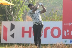Hero Indian Open 2019 Chikkarangappa Shines With A 66 On Day Three Moves Into Tied Sixth