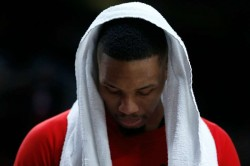 Nba Wrap Thunder Overcome 50 Point Performance By Damian Lillard To Win In Ot