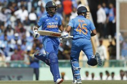India Vs Australia Cricketing Fraternity Hails Shikhar Dhawan Rohit Sharma Record Opening Stand