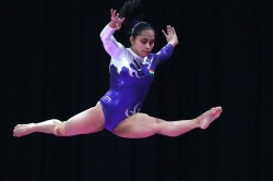 Dipa Karmakar Eyes Tokyo Berth With Good Outings Baku