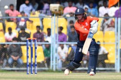 England Ride On Wyatt Fifty Win T20i Series Against India