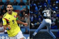 Radamel Falcao Wants Baseball Career Emulating Michael Jordan