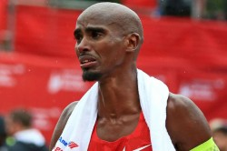 Mo Farah Big Half Race London Hints At Track Return