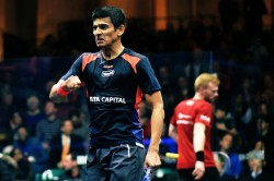 Saurav Ghosal Goes Down Fighting To Tarek Momen