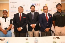 Top Indians Fray Inaugural Bengal Open Golf Championship