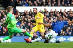Goal Shy Gonzalo Higuain Chelsea Maurizio Sarri