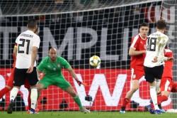 Germany Serbia International Friendly Match Report Leon Goretzka