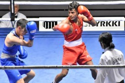 Six Indian Boxers Reach Finals Geebee Boxing Tournament