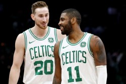 Nba Wrap Kyrie Irving Game Winner Lifts Celtics Past Pacers Boston