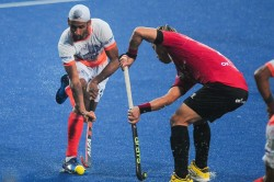 Sultan Azlan Shah Cup Korea Strike Late Hold India