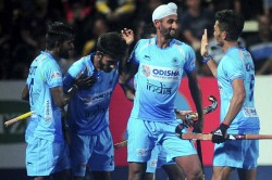 Sultan Azlan Shah Cup Final Berth Assured India Look To Test Attacking Prowess Against Lowly Poland