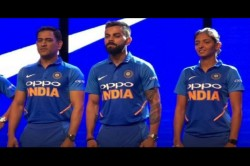 Team India S New Jersey Unveiled Watch