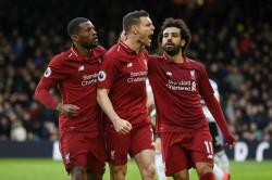 Fulham 1 Liverpool 2 James Milner Jurgen Klopp Ryan Babel