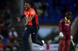 West Indies 45 All Out England Win Twenty20 Series Chris Jordan Sam Billings