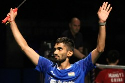 Srikanth Axelsen In Hunt For Their Second Title Pv Sindhus Challenge Ends Semis India Open