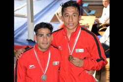 Kavinder Singh Bisht Wins Gold As India Finish With Eight Medals Geebee Boxing