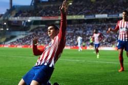 La Liga Feature Morata Feels At Home Atletico Madrid