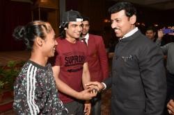 Neeraj Chopra Hima Das Named India Asian Championships Team