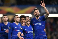 Chelsea Dynamo Kiev Match Report Europa League Pedro Willian