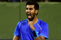 Prajnesh Rises Career High 84 Post Indian Wells Run Injured Yuki Out Top