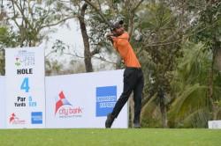Chittagong Open Rashid Khan Maintains Two Shot Lead