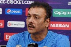 Ravi Shastri S Contract Doesn T Have Extension Clause Bcci Official