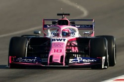 F1 2019 Pre Season Report Racing Point