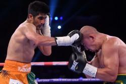 Boxing Vijender Singh Injured Training Us Pro Debut Delayed